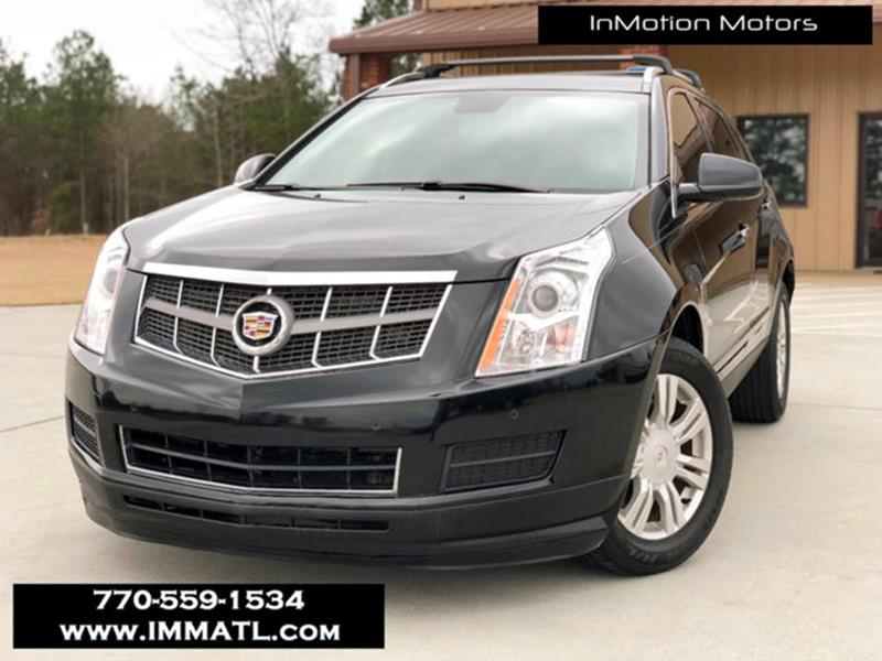 for collection chicago in srx vin sale htm cadillac il luxury fwd used