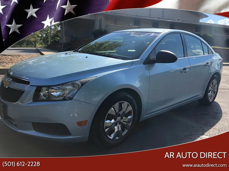 2012 Chevrolet Cruze For Sale At AR Auto Direct In Jacksonville AR