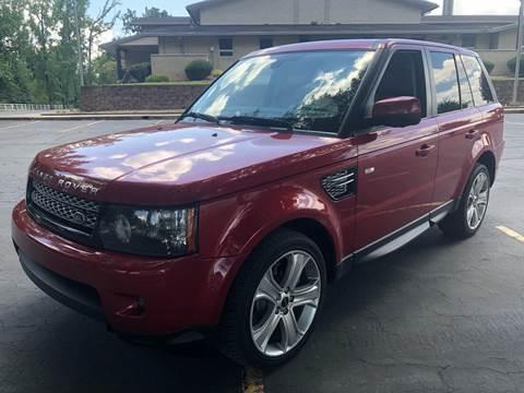 Land Rover Jacksonville >> 2012 Land Rover Range Rover Sport For Sale In Jacksonville Ar