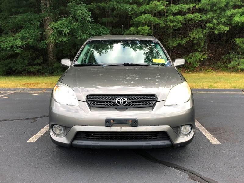 2005 Toyota Matrix For Sale At S U0026 D Auto Sales Inc In Maynard MA