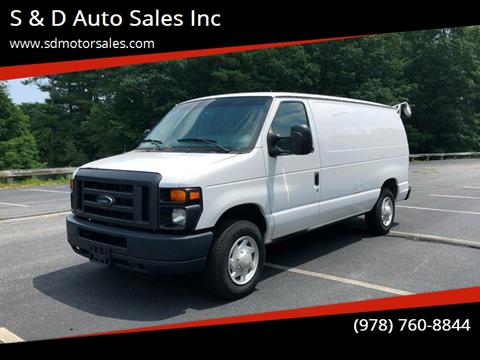 2013 Ford E-Series Cargo for sale in Maynard, MA