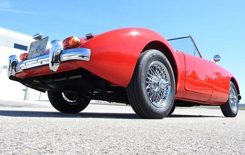 1962 MG TF for sale in Beverly Hills, CA