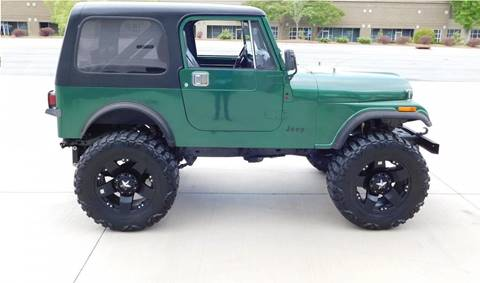 1985 Jeep CJ-7 for sale in Beverly Hills, CA