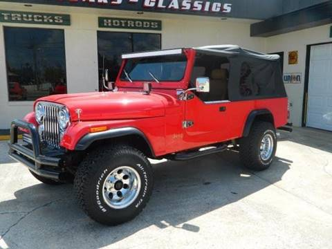 1982 Jeep CJ-5 for sale in Beverly Hills, CA