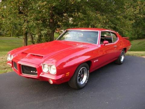 1971 Pontiac GTO for sale in Beverly Hills, CA