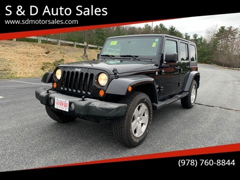 2007 Jeep Wrangler Unlimited for sale in Maynard, MA