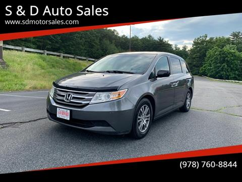 2011 Honda Odyssey for sale in Maynard, MA