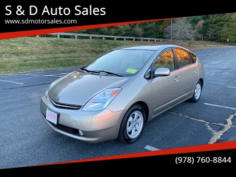 2004 Toyota Prius for sale in Maynard, MA