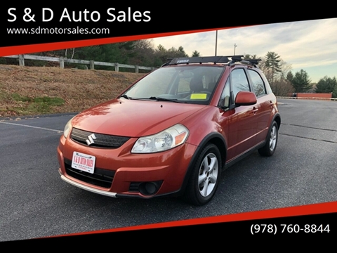 2007 Suzuki SX4 Crossover for sale in Maynard, MA