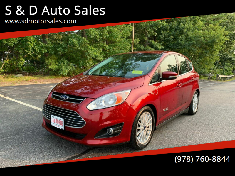 2016 Ford C-MAX Energi for sale at S & D Auto Sales in Maynard MA