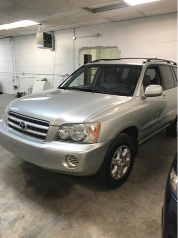 2003 Toyota Highlander for sale at 5 Corners Auto in Easton MA