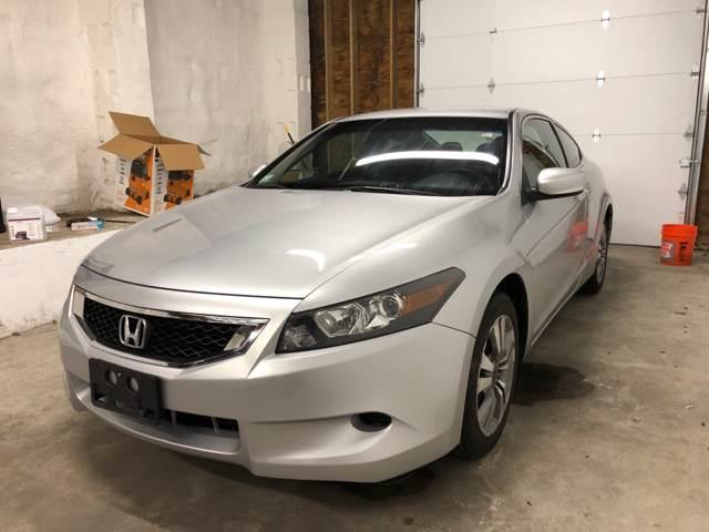 2009 Honda Accord LX-S In Quincy MA - Premier Auto Collision
