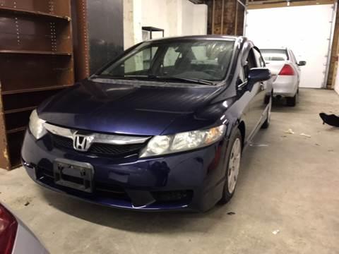 2009 Honda Civic for sale at 5 Corners Auto in Easton MA