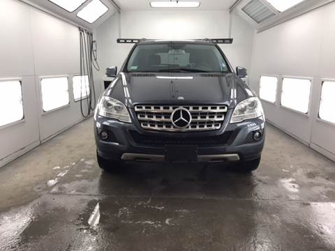 2011 Mercedes-Benz M-Class for sale at 5 Corners Auto in Easton MA