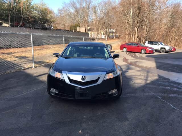 Acura TL SHAWD WTech WHPT In Randolph MA Premier Auto - Acura tl awd for sale