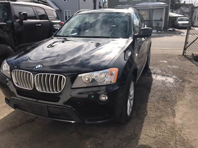 2014 BMW X3 for sale at 5 Corners Auto in Easton MA