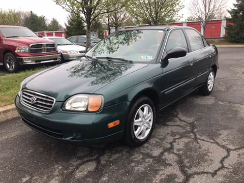 2001 Suzuki Esteem for sale in Gilbertsville, PA