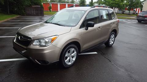 2015 Subaru Forester for sale at Autos-N-More in Gilbertsville PA
