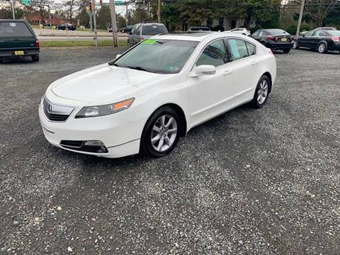 2013 Acura TL for sale at Autos-N-More in Gilbertsville PA