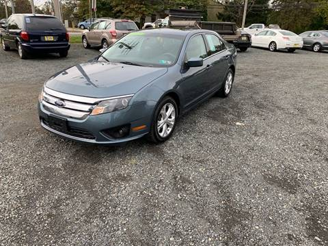 2012 Ford Fusion for sale at Autos-N-More in Gilbertsville PA
