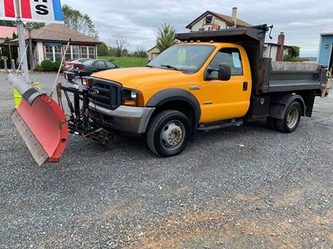 2006 Ford F-550 Super Duty for sale at Autos-N-More in Gilbertsville PA