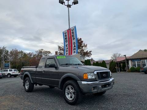 2004 Ford Ranger for sale at Autos-N-More in Gilbertsville PA