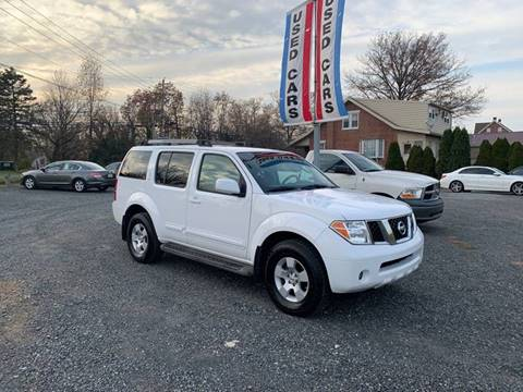 2007 Nissan Pathfinder for sale at Autos-N-More in Gilbertsville PA
