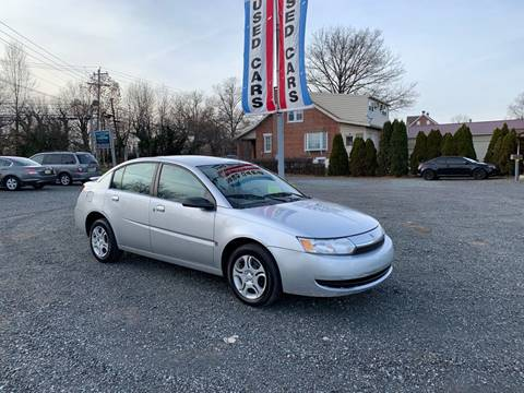 2004 Saturn Ion for sale at Autos-N-More in Gilbertsville PA