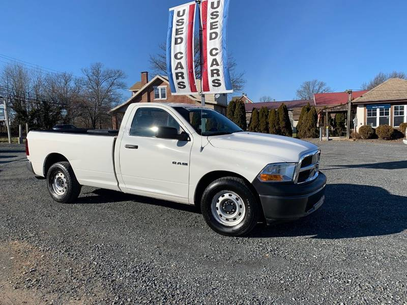 2009 Dodge Ram Pickup 1500 for sale at Autos-N-More in Gilbertsville PA