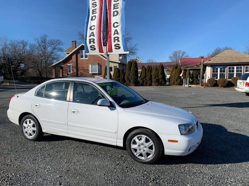 2001 Hyundai Elantra for sale at Autos-N-More in Gilbertsville PA