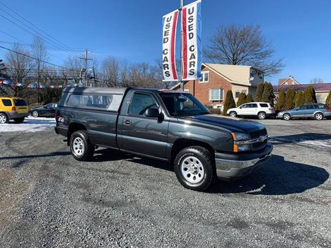 2005 Chevrolet Silverado 1500 for sale at Autos-N-More in Gilbertsville PA