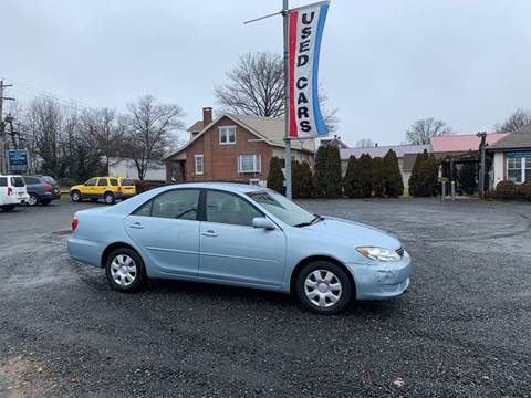 2005 Toyota Camry for sale at Autos-N-More in Gilbertsville PA