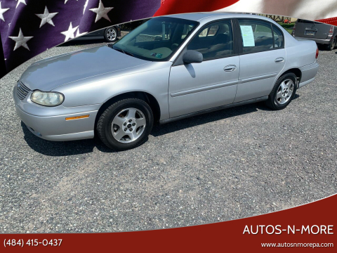 2004 Chevrolet Classic for sale at Autos-N-More in Gilbertsville PA