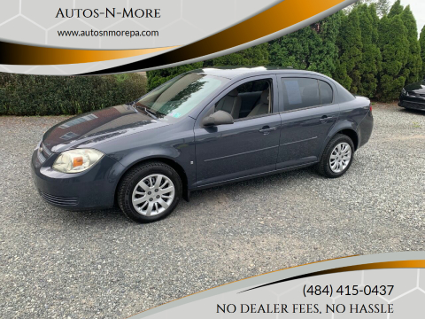 2009 Chevrolet Cobalt for sale at Autos-N-More in Gilbertsville PA