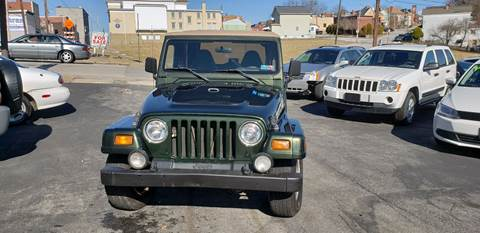 1997 Jeep Wrangler for sale in Jeannette, PA