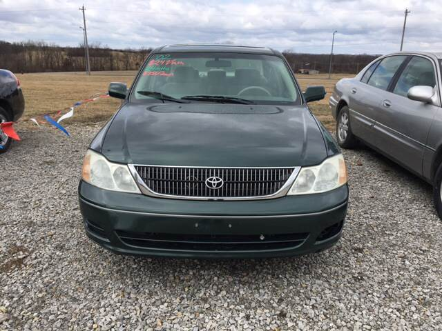 2002 Toyota Avalon for sale at Bull's Eye Trading in Bethany MO