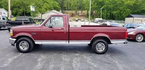 1996 Ford F-150 for sale in Russellville, KY