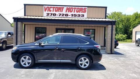 2010 Lexus RX 350 for sale in Russellville, KY