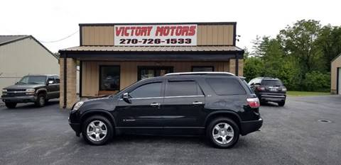 2008 GMC Acadia for sale in Russellville, KY
