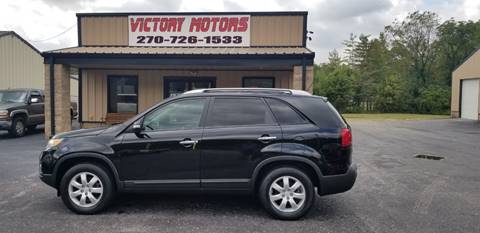 2011 Kia Sorento for sale in Russellville, KY