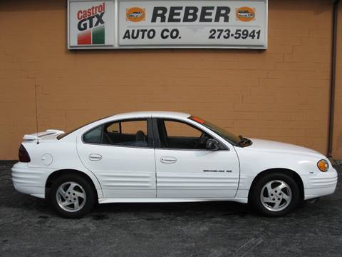 2000 Pontiac Grand Am for sale in Lebanon, PA