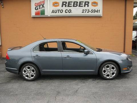 2011 Ford Fusion for sale in Lebanon, PA