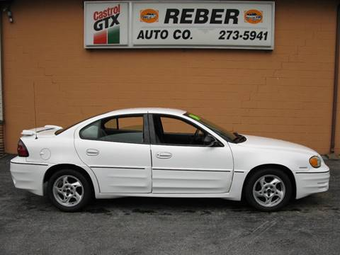 2004 Pontiac Grand Am for sale in Lebanon, PA