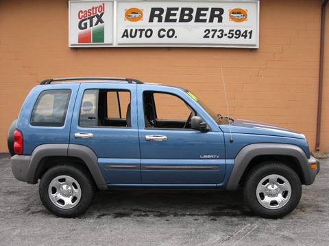 2004 Jeep Liberty for sale in Lebanon, PA