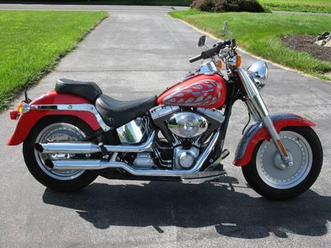 2001 Harley-Davidson FATBOY for sale in Lebanon, PA
