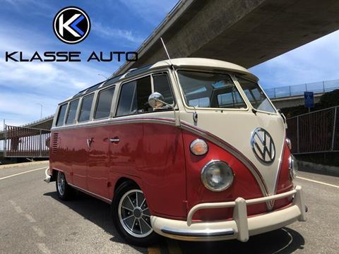 1965 Volkswagen Vanagon for sale in Costa Mesa, CA