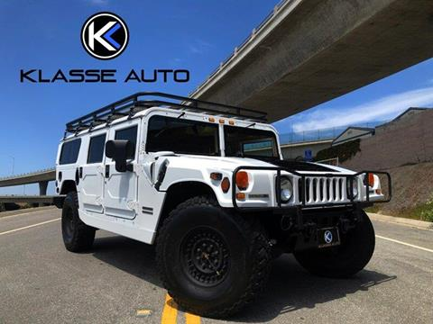 2001 HUMMER H1 for sale in Costa Mesa, CA
