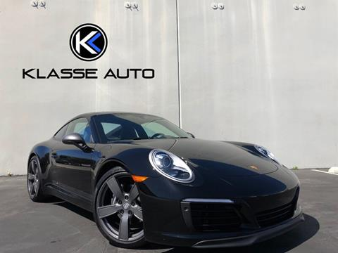 2019 Porsche 911 for sale in Costa Mesa, CA