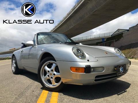 1997 Porsche 911 for sale in Costa Mesa, CA