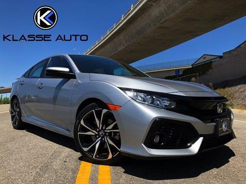 2017 Honda Civic for sale in Costa Mesa, CA
